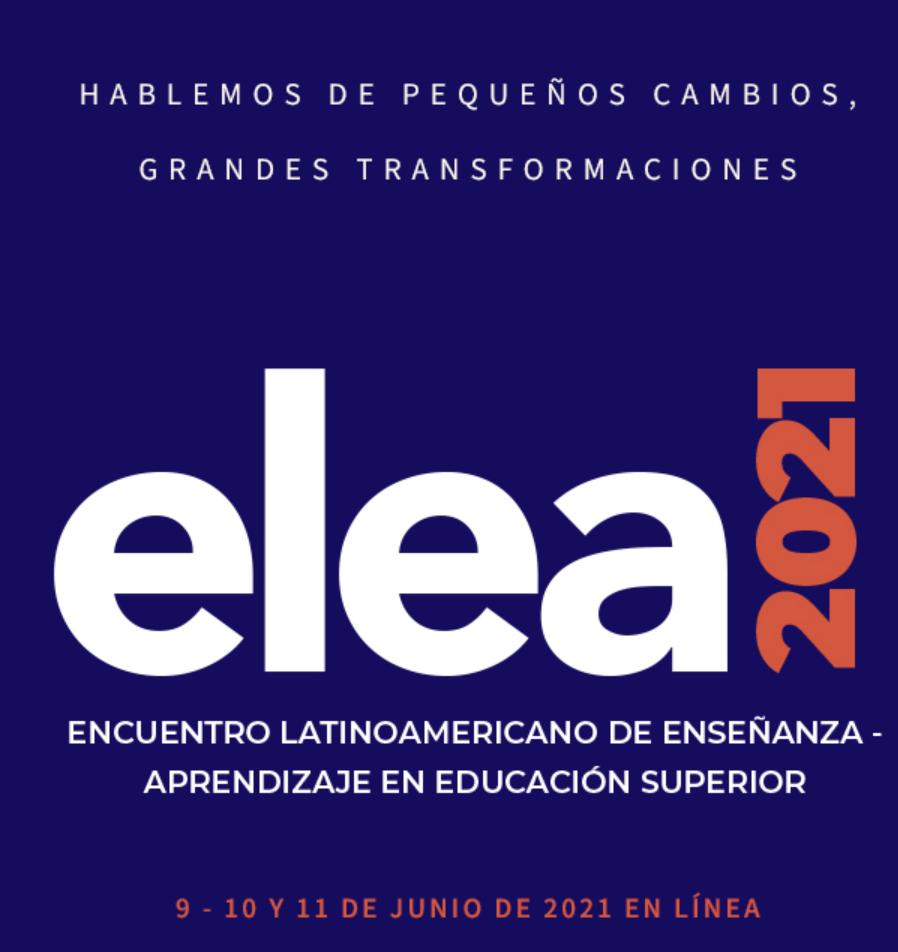Encuentro Latinoamericano de Enseñanza Aprendizaje en Educación Superior